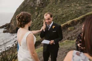 German couple elope to New Plymouth, New Zealand
