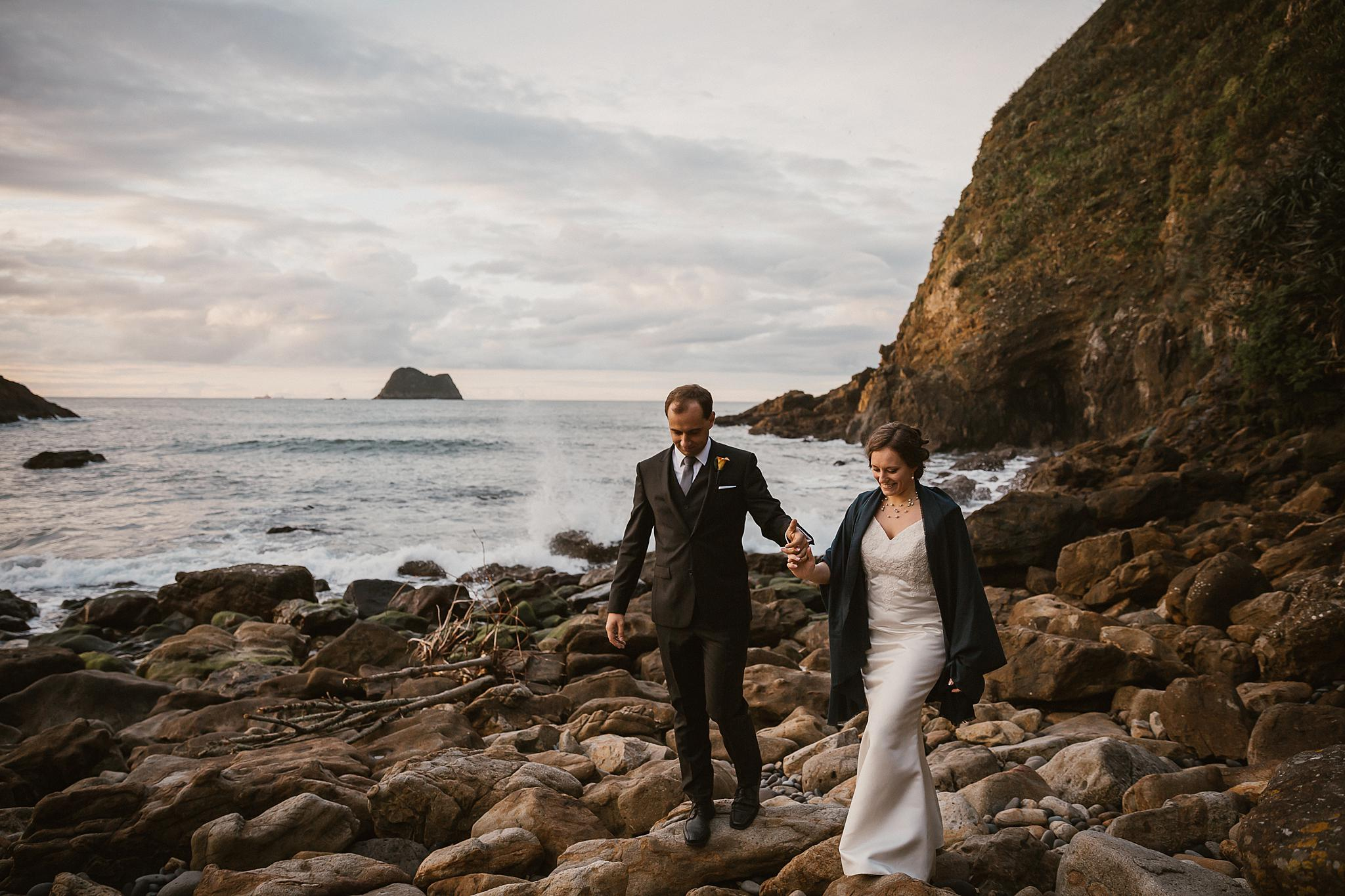 German couple eloped to New Zeland